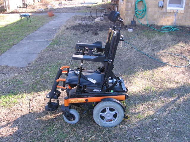 Invacare Arrow Storm Series 2GTR HD400