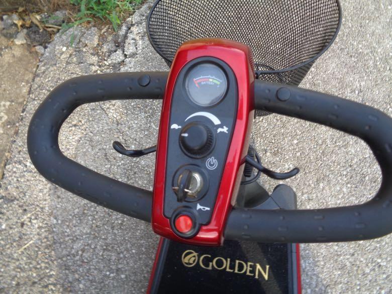 Golden Technologies Buzz Around XL