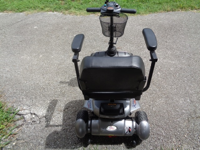 EV Rider Express S11 Scooter