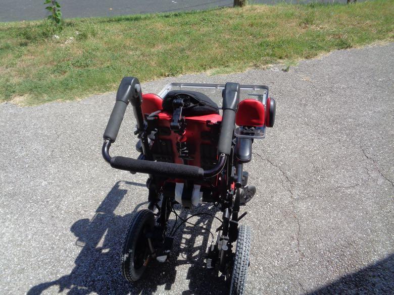 Freedom Designs NXT Pediatric Wheelchair