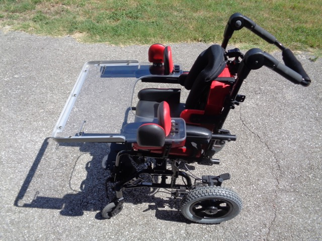 Freedom Designs NXT Pediatric Wheelchair